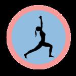 Yoga Rad Übungen